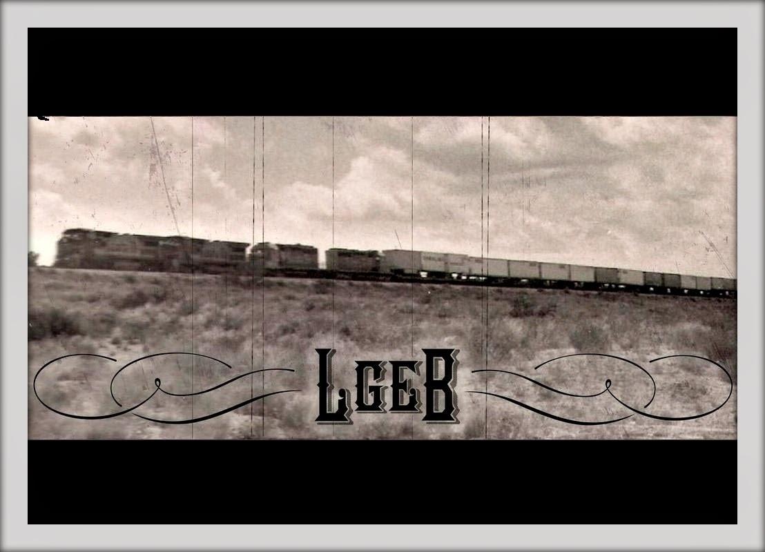 Tren Fantasma de LGEB (17-4-15, Sala Russafa, Valencia)