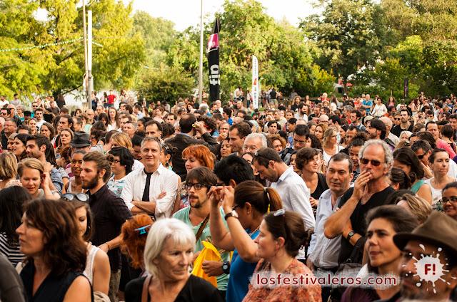 Festival RioLoco 2015. Publico.