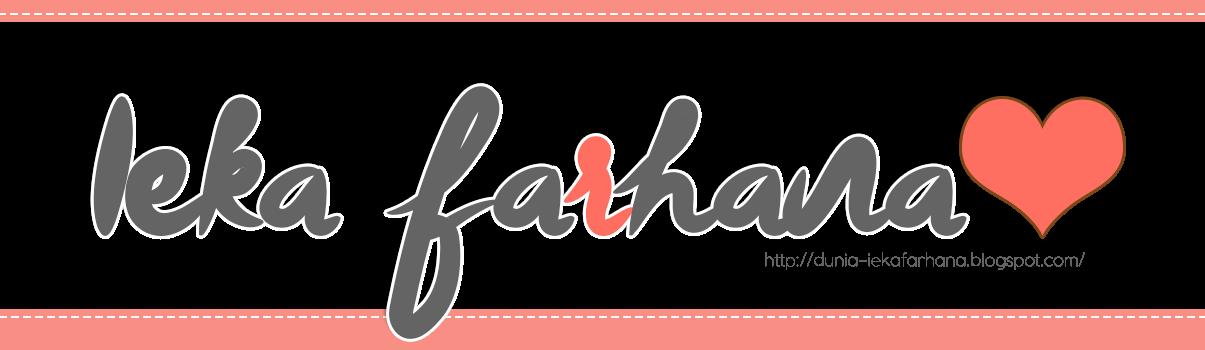Ieka Farhana\\