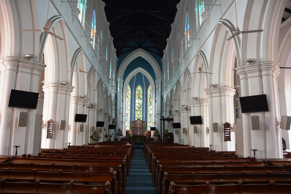 St. Andrew Cathedral Singapore