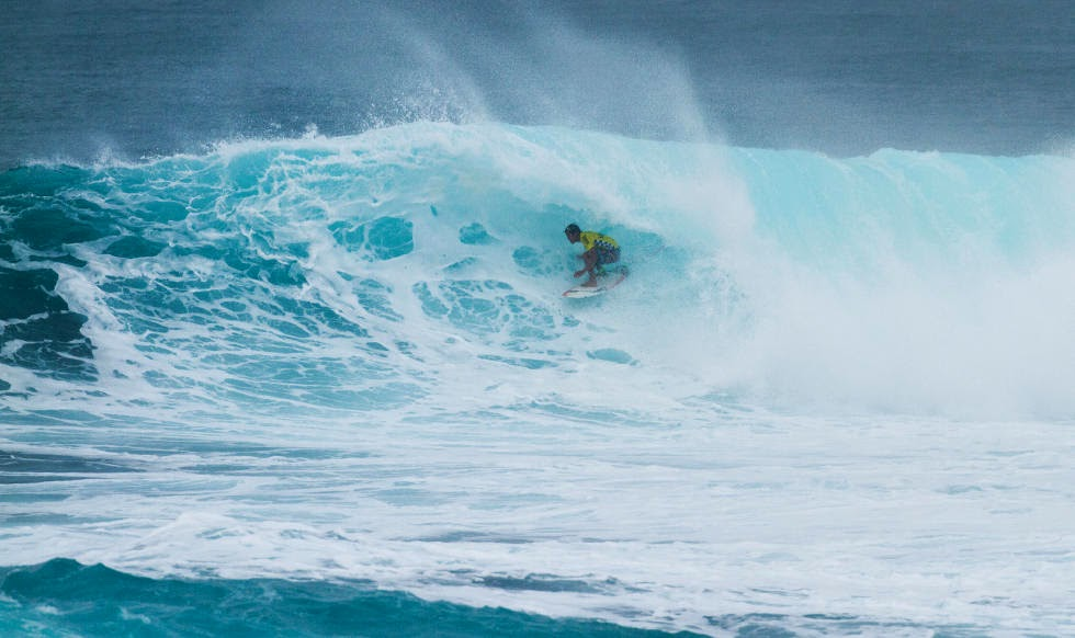 46 Vans World Cup of Sufing 2014 Seth Moniz Foto ASP
