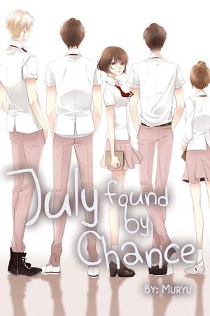 July Found by Chance Manga