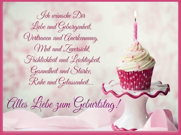 Schön Ich Wünsche Dir Liebe Und Geborgenheit, Vertrauen Und Anerkennung