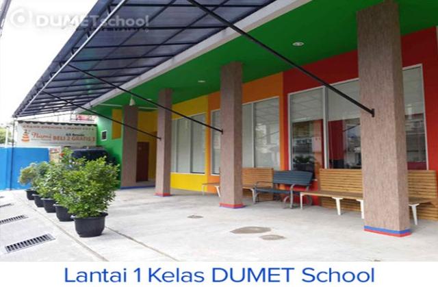 Ruangan kelas pada Tempat Kursus Website, SEO, Desain Grafis Favorit 2015 di Jakarta