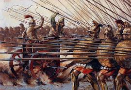 BATALLA DE GAUGAMELA (01/10/331 A. C.) PERSIA REY DARÍO III Vs MACEDONIA ALEJANDRO MAGNO