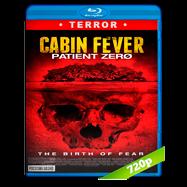 Cabin Fever Patient Zero (2014) BRRip 720p Audio Ingles 5.1 Subtitulada