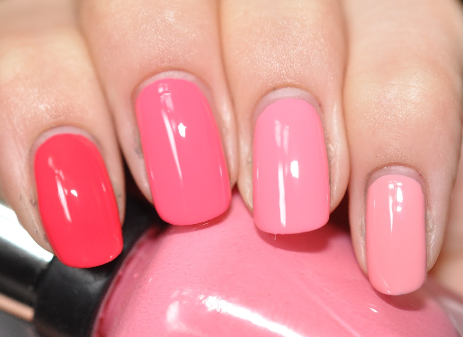 FavoriteNails 31 Tage Nail Art Challenge - Tag 10 - Ombru00e9