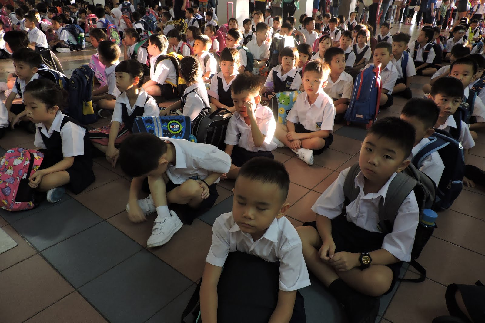 2019一年级新生入学