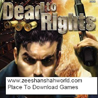 Dead To Right Game
