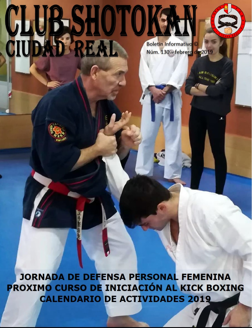 Boletín 130 Club Shotokan