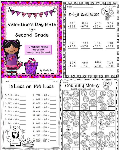 Math for 2nd grade