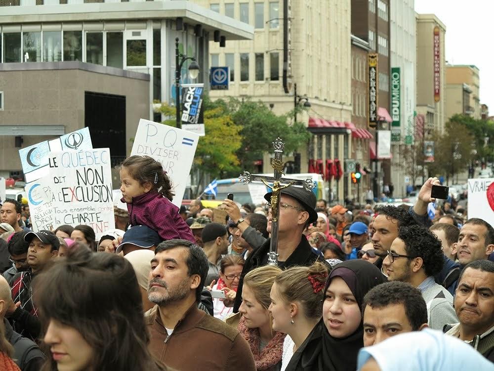 Ce que devrait être la chartre de la citoyenneté québécoise