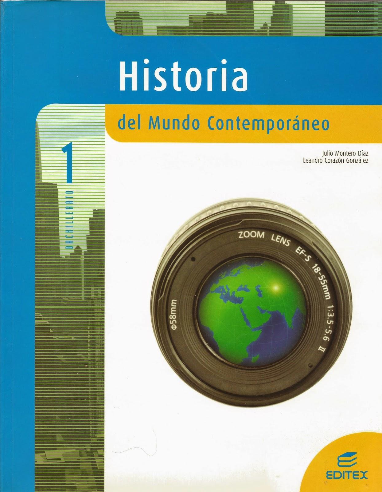 Libros de texto a 15 historia del mundo contempor neo 1 for Caracteristicas del contemporaneo