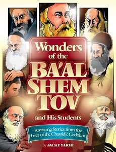 Wonders of the BAAL SHEM TOV