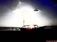 Photo Pangandaran sunset
