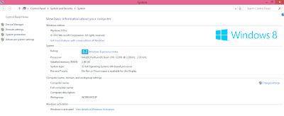 Windows 8 Pro Active