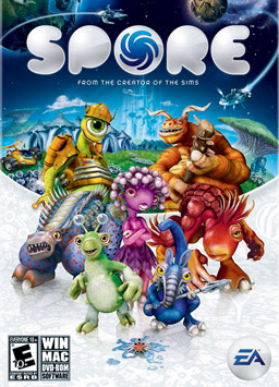 Download Spore RELOADED
