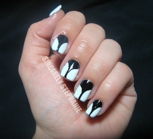 black-white-nail-art
