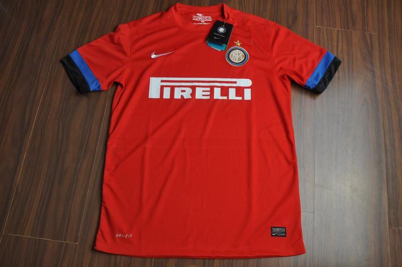 Jersey Inter Milan Away