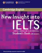 New Insight into IELTS Student`s book with Answers PDF Audio Complete