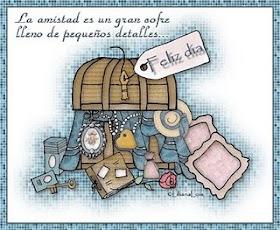 Me llevo tu amistad  http://laescribientemariposa.blogspot.com/