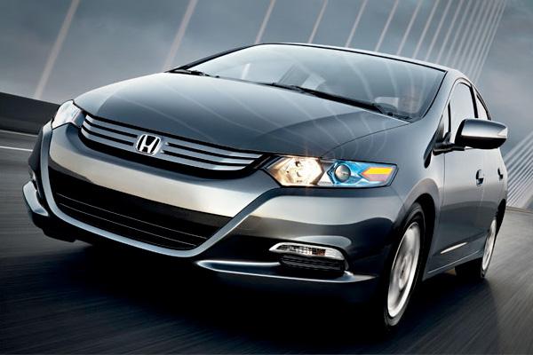 2011 Honda Insight Gas Mileage: 41 Mpg (40 City/43 Highway)
