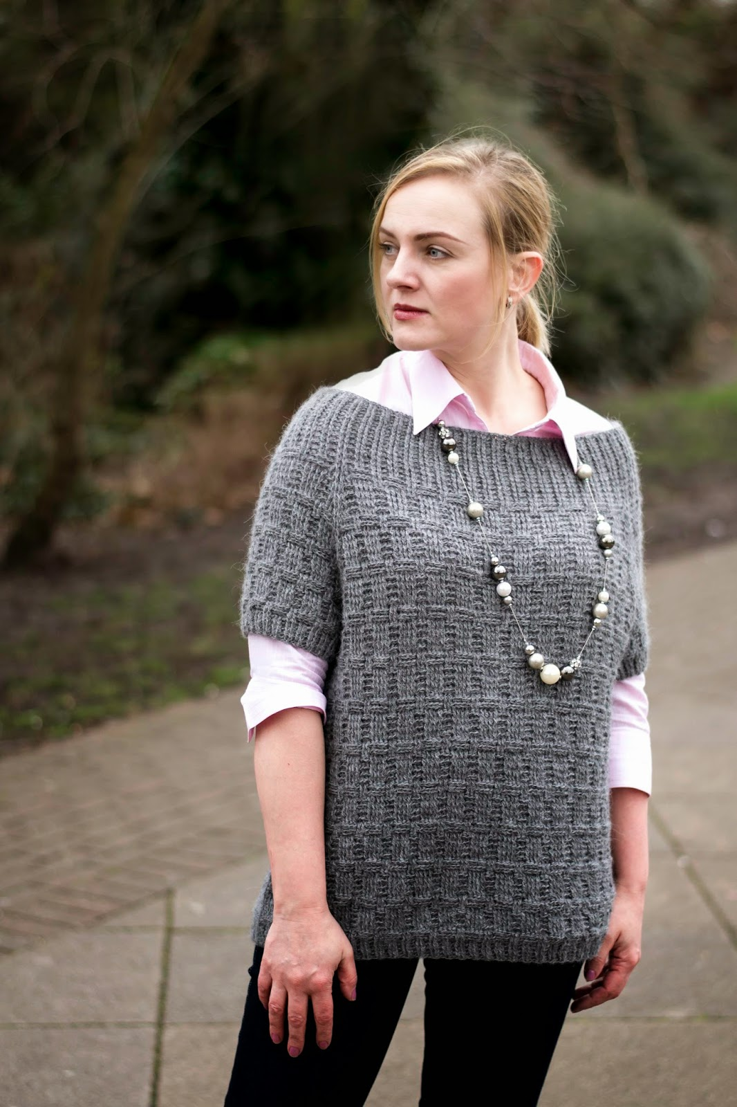 New Pattern: Liza Pullover