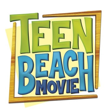 Teen Beach Movie logo