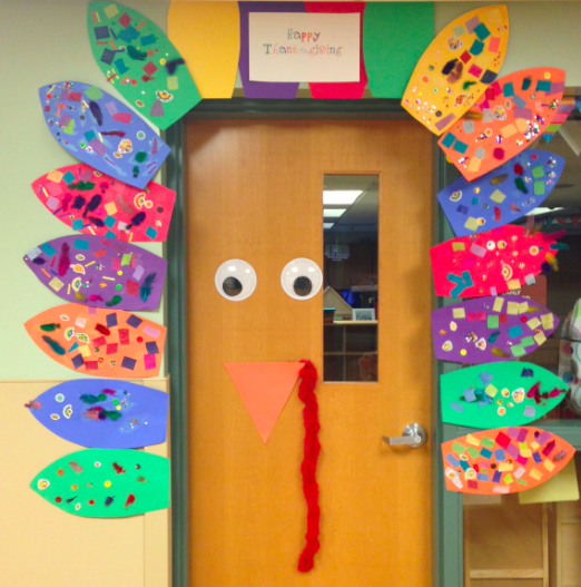 November Classroom Decoration Ideas : Preschool wonders turkey time