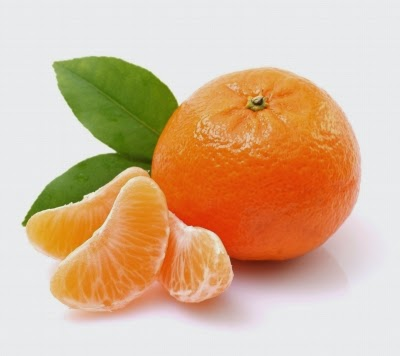 Spiced orange recipe