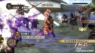 Download PC Game Samurai Warriors 2 FULL RIP