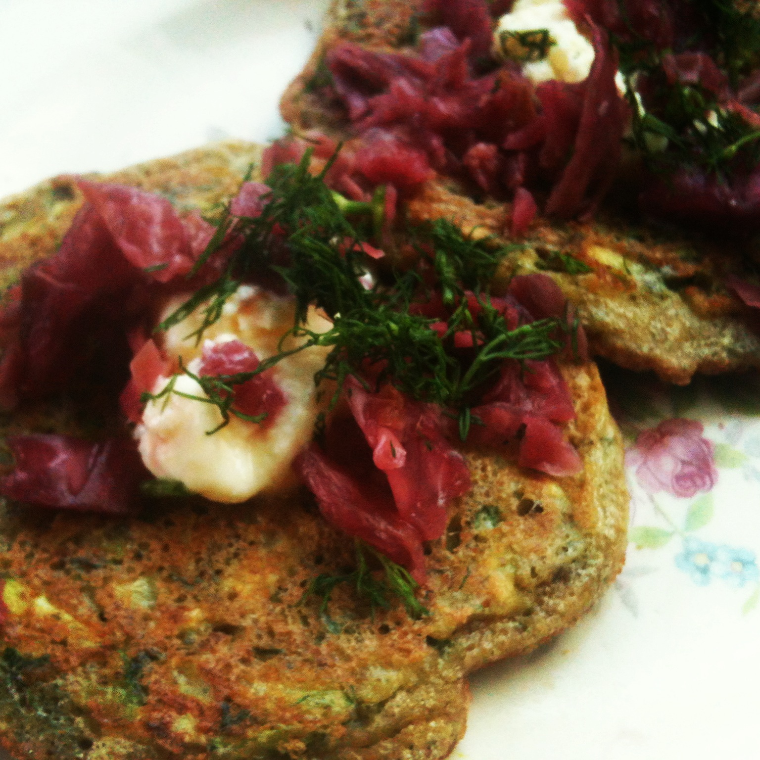 Easy Zucchini Fritters and Transitioning to Full GAPS | Rising Moon ...
