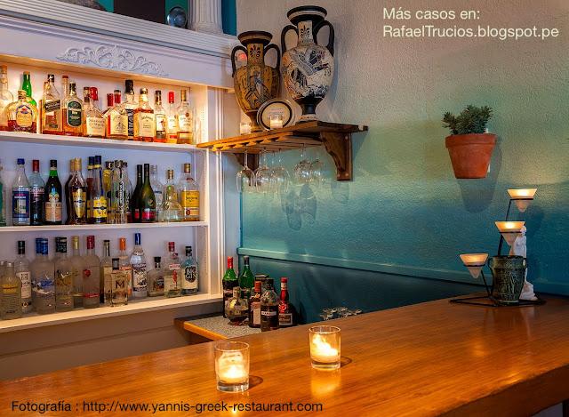 Restaurante YANNI´S - Caso de estudio NIVELES DE LA ADMINISTRACIÓN