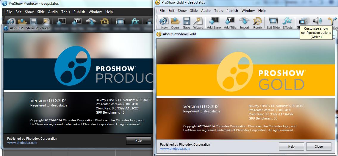 اسهل برامج مونتاح الفيديو والمؤثرات Photodex ProShow Producer ProShow Gold بوابة 2014,2015 Photodex+ProShow%2