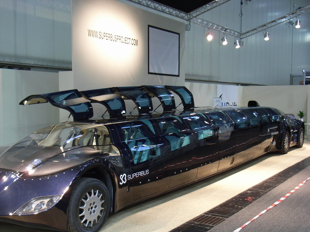 Cool Superbus Electric Cars The World S Most Beautiful Cars