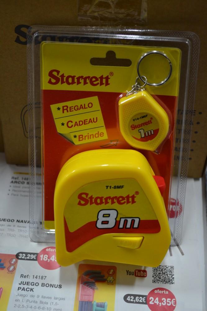 flexometro STARRETT