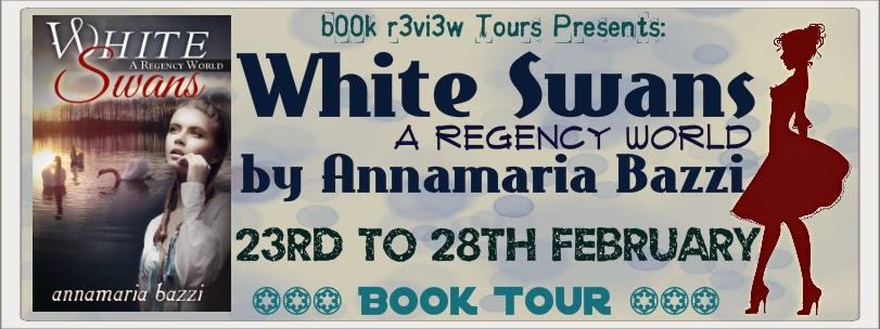 White Swans by Annamaria Bazzi Tour