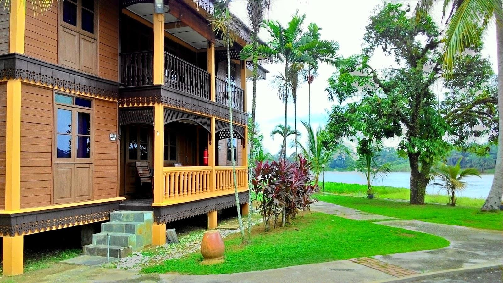 Pasir Salak Green Village Eco Resort