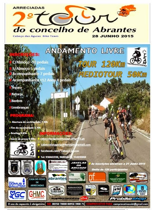 2º Tour do concelho de Abrantes