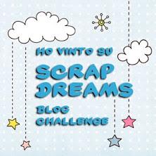 ho vinto la sfida Inspiration di agosto di: