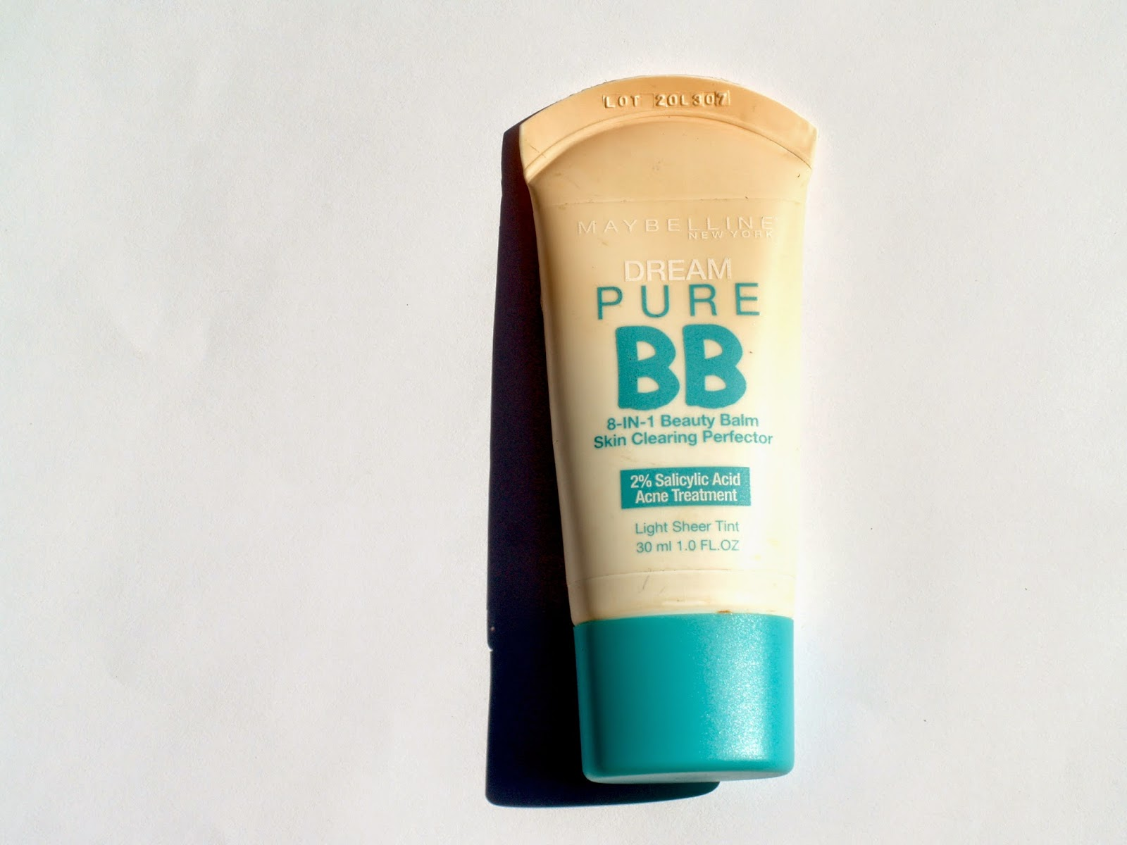 Maybelline Dream Pure BB Cream Reseña