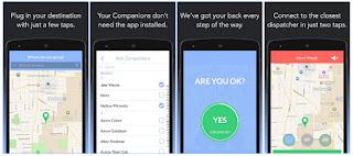 Companion Safety App