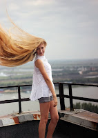 Beautiful girls Images long hair