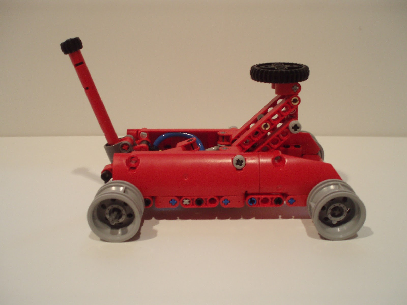 Driva00s Lego Technic Creations Building Instruction Available For