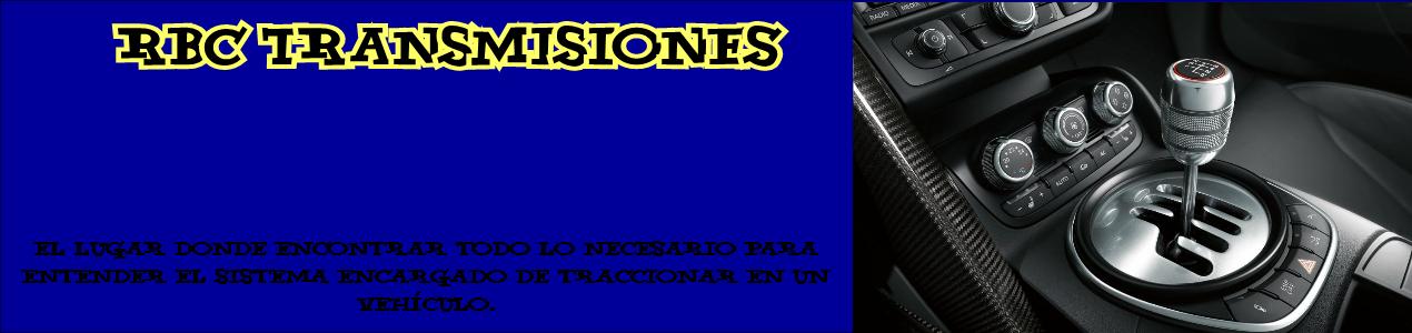 RBC TRANSMISIONES