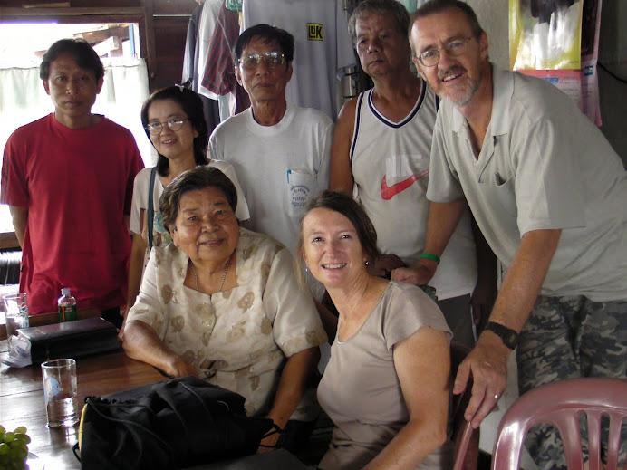 Malones in Thailand