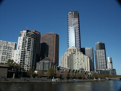 Мельбурн штат Виктория Австралия фото, отзывы, путешествия