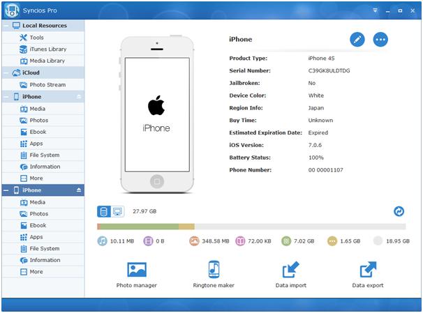 Syncios-iPhone-Transfer