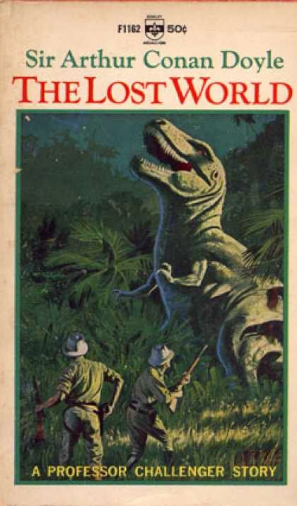 The Lost World Illustrated (English Edition) eBook: Doyle ...