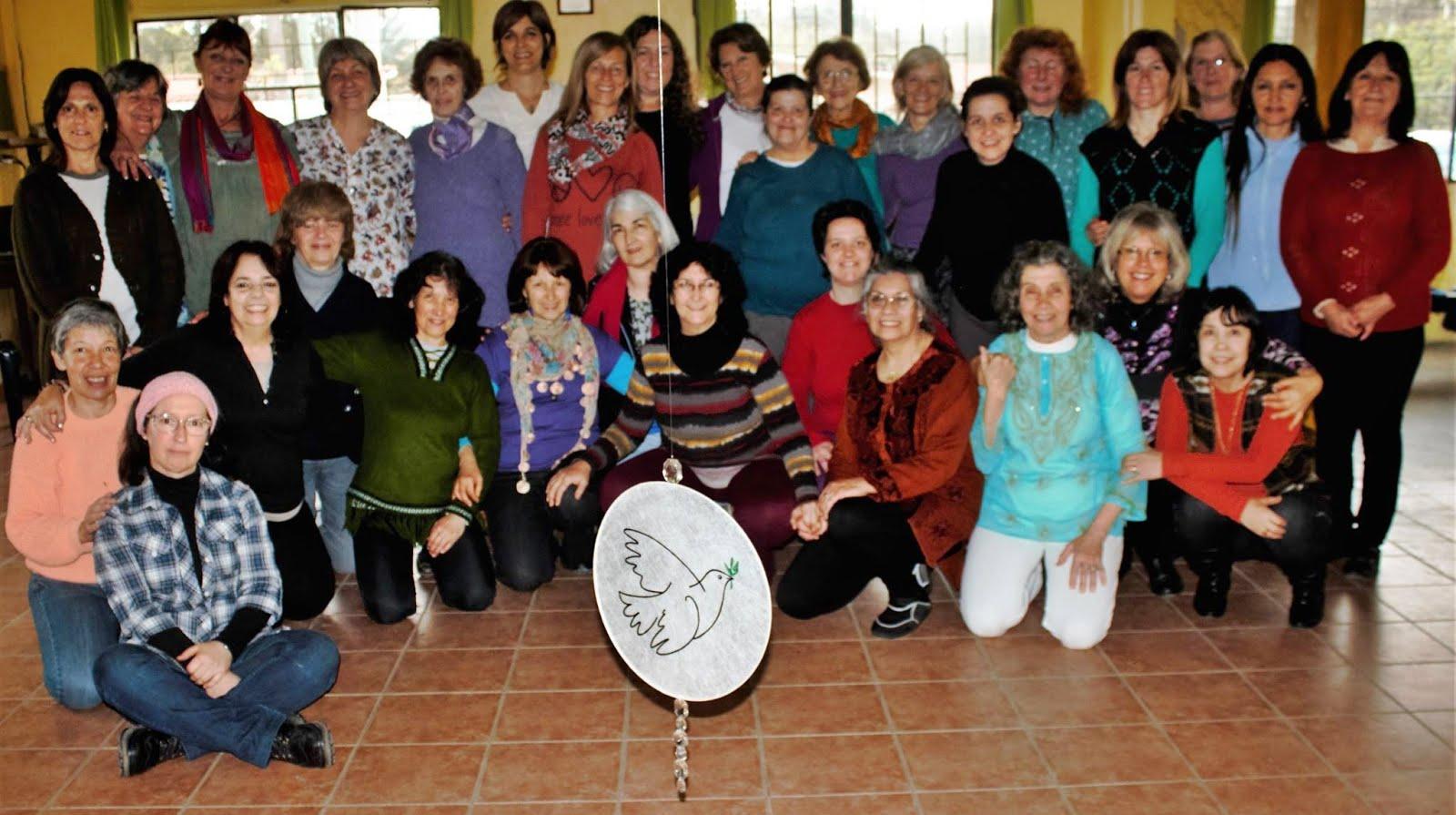 Danzas por el Día Internacional de la Paz